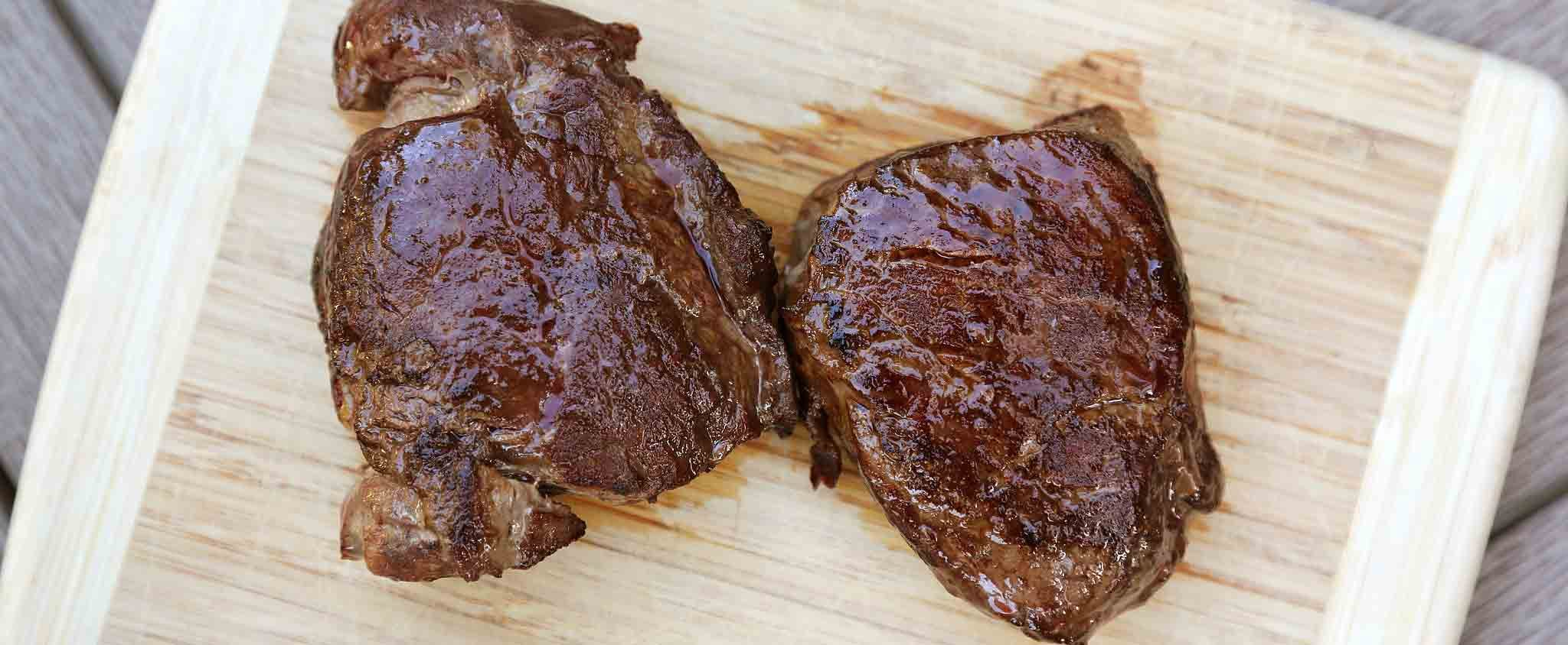 How to Pan Sear Steak Like a Complete Badass