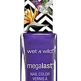 Wet n Wild Flights of Fancy MegaLast Nail Color in Tweet-er Party