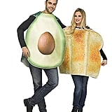 Adult Avocado and Toast Costume