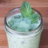 Nonalcoholic Mojito Smoothie Recipe