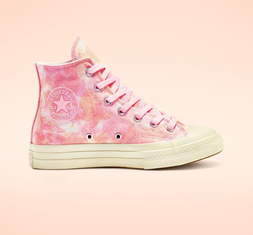 33d0e28085a1 Chuck 70 Beach Dye High Top - Pink