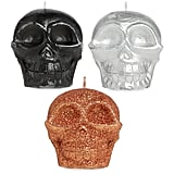 Skull-Shaped Candles ($2)