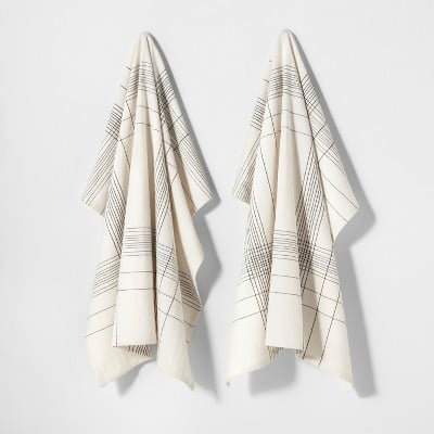 Hearth & Hand With Magnolia Flour Sack Kitchen Towel