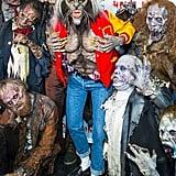 Heidi Klum's Halloween Costume 2017