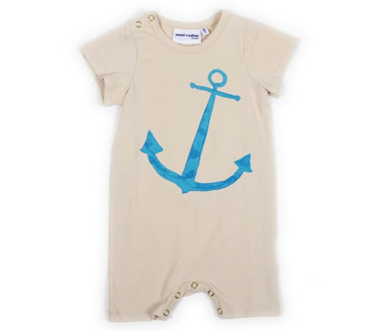 Mini Rodini Anchor Romper ($38)