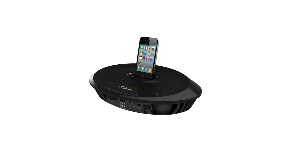 Neo i pico projector for iphone and ipod popsugar tech for Ipod projector