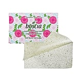 In addition to the eye-catching print, Boscia's Green Tea Blotting Linens ($10) are made from natural linen, easily absorbing excess oils and shine.