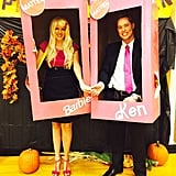 Ken and Barbie