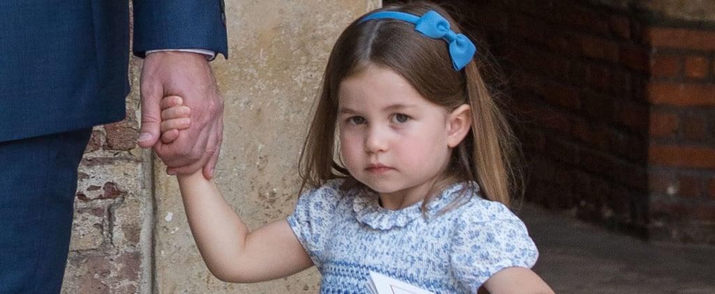 Princess Charlotte Looks Like Kate Middleton