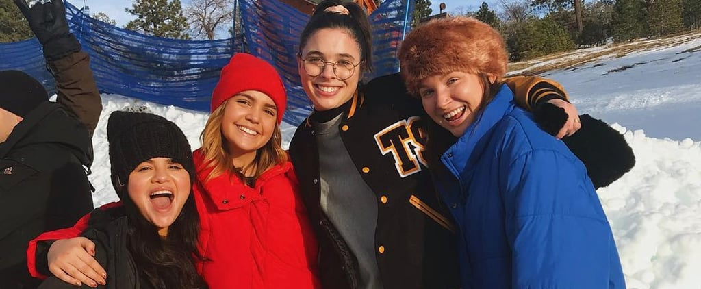 Selena Gomez on a Snow Trip With Friends After Rehab 2018