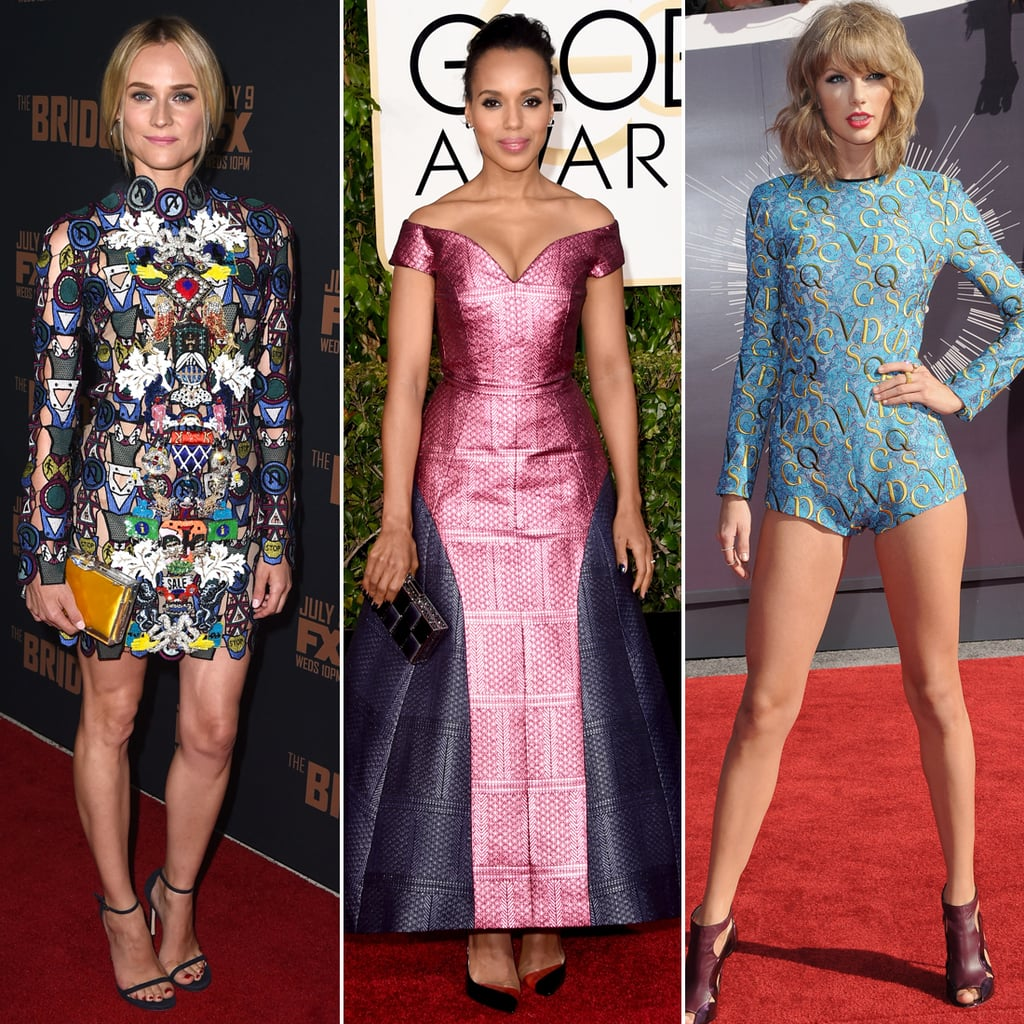 Celebrities Wearing Mary Katrantzou | Pictures