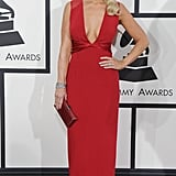 Miranda Lambert at the Grammy Awards in Pamella Roland