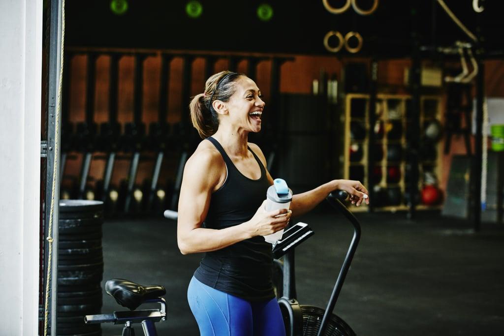 عزّزوا بنية الكتلة العضليّة في أجسامكم