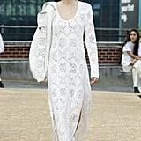 A Jonathan Simkhai Bag on the Runway at New York Fashion Week