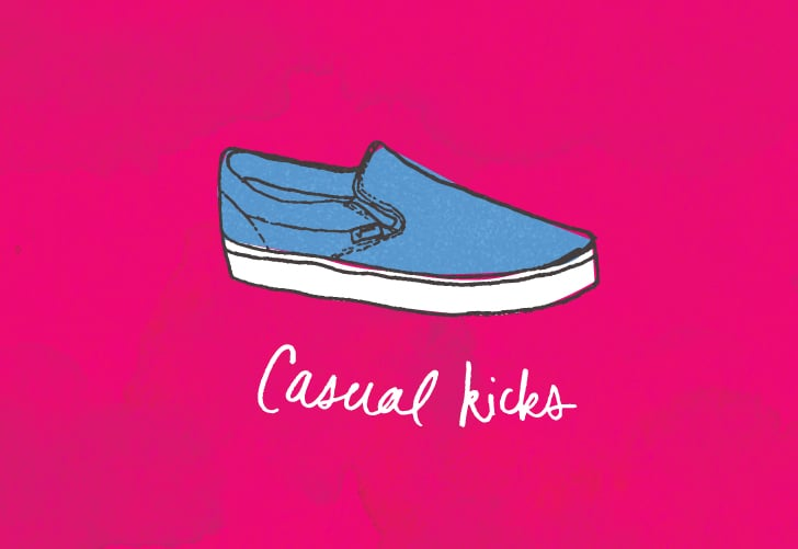 Casual Kicks