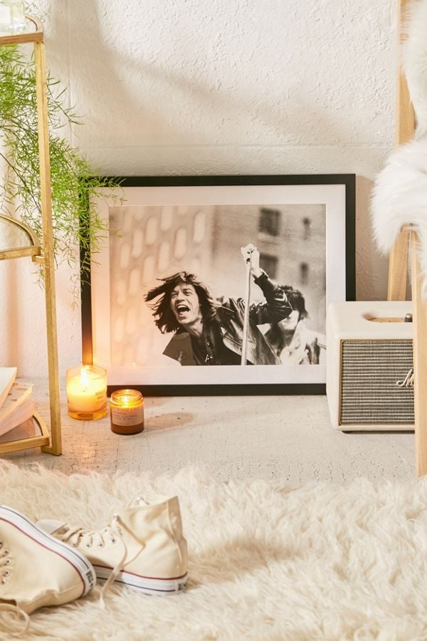 Getty Images Rolling Stones on 5th Ave Art Print