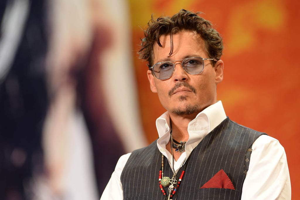 Johnny Depp Named the Hot New Face of Christian Dior ...