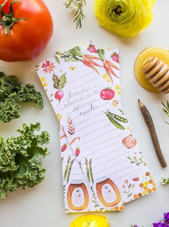 veggie-filled pad