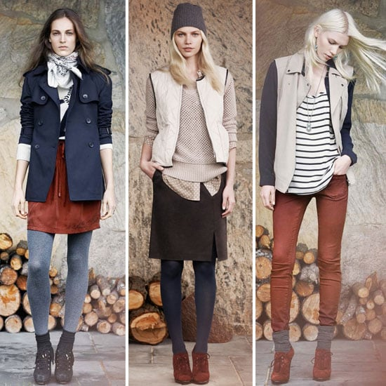 Club Monaco Collection Spring 2012