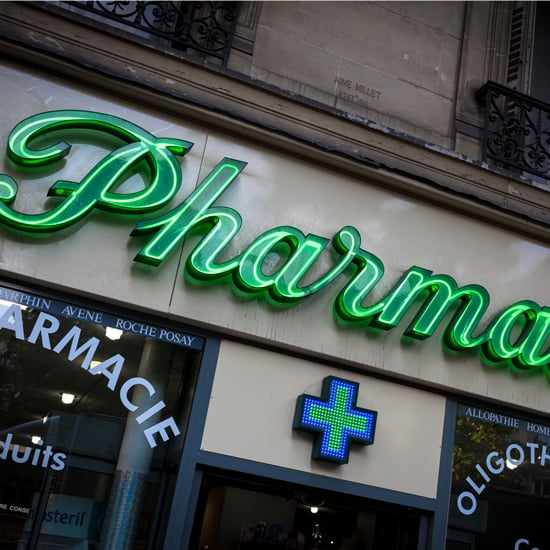 French Skin Care Products From Pharmacies