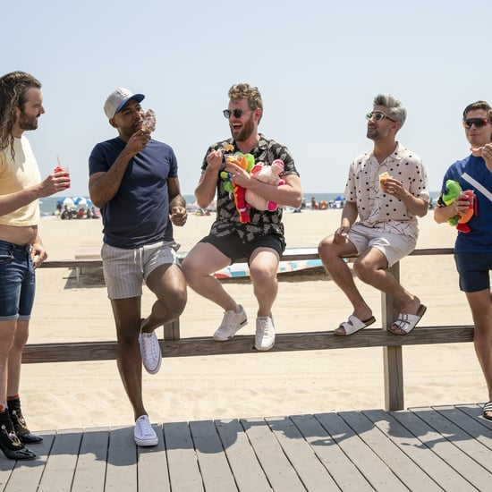 Queer Eye Hosts Share Life-Changing Advice on Jimmy Fallon