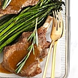 Pork Chops With Whiskey Gravy