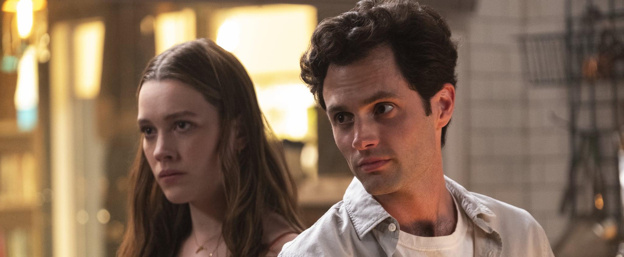 Did Love Kill Her Husband in You Season 2?
