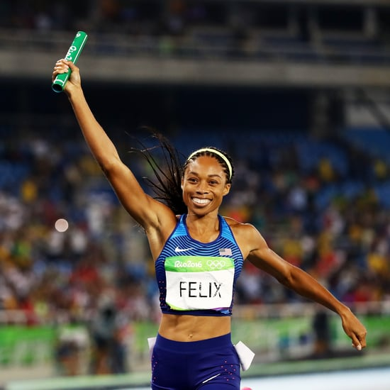 Allyson Felix Interview on Parenting Amid Coronavirus