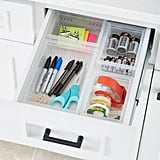 Clear Stackable Organizer Tray