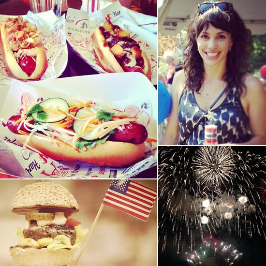 Celebrity Chefs | Fourth of July Pictures