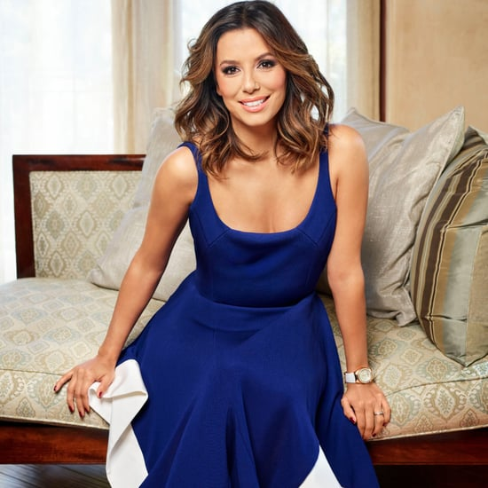 Eva Longoria on Redbook Magazine's December 2016 Issue