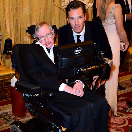 Benedict Cumberbatch's Reaction to Stephen Hawking's Death