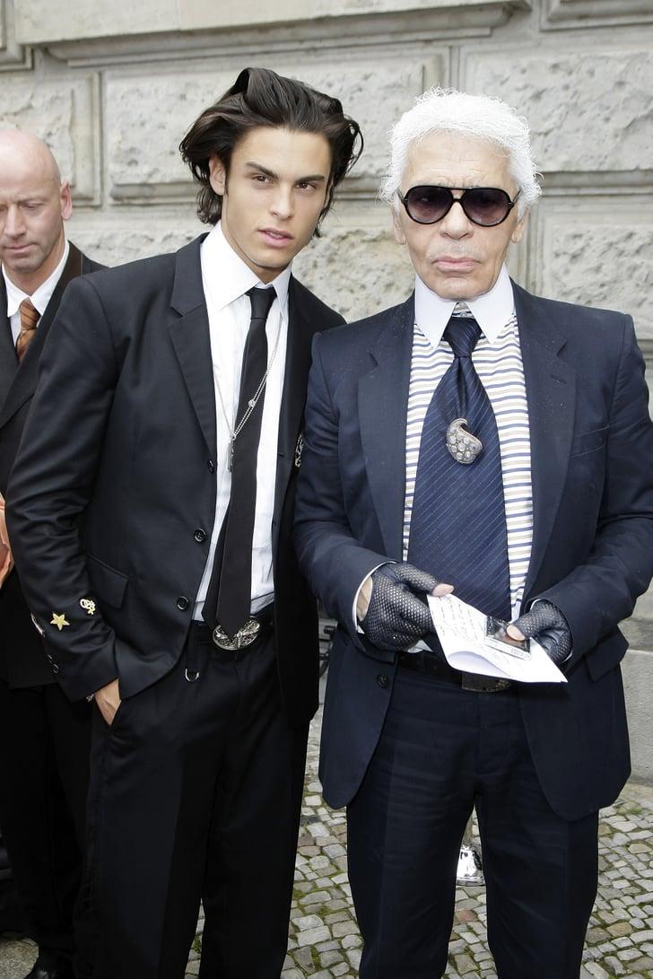 Lagerfeld Models