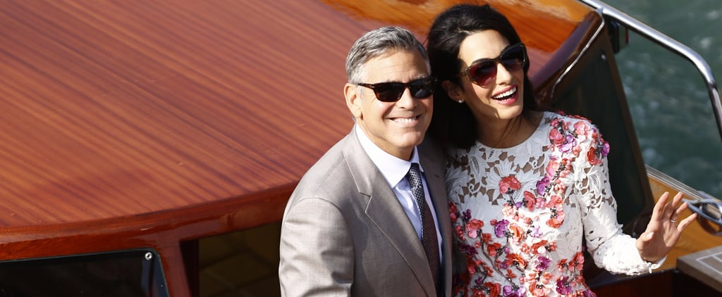 Here's What Makes Amal Clooney's Vacation Outfits So Darn Good