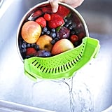 Strainer With 2 Clips
