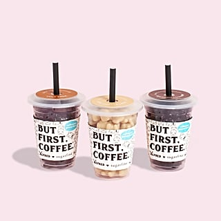 Sugarfina Alfred Coffee Cold Brew Gummy Bears