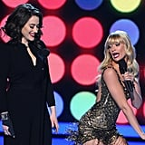 """Beth jokingly performed """"Baby Got Back,"""" in addition to a couple other interesting songs, at Kat's urging."""
