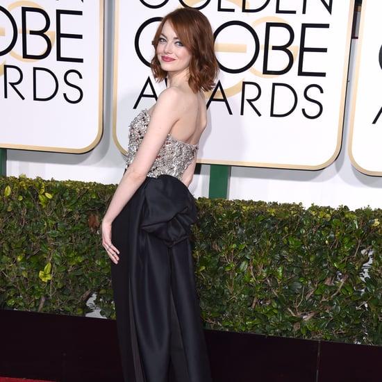 Emma Stone Tenues de Tapis Rouge Cérémonies de Récompenses
