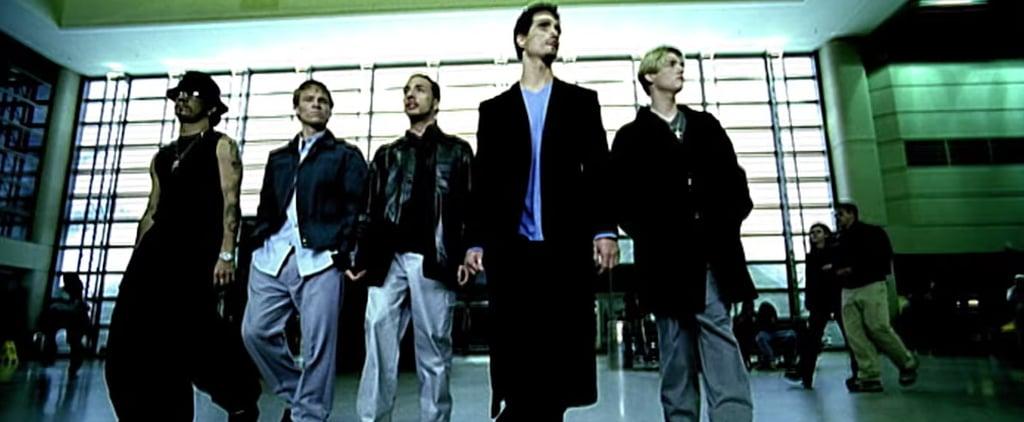 "Backstreet Boys ""I Want It That Way"" Anniversary Music Video"