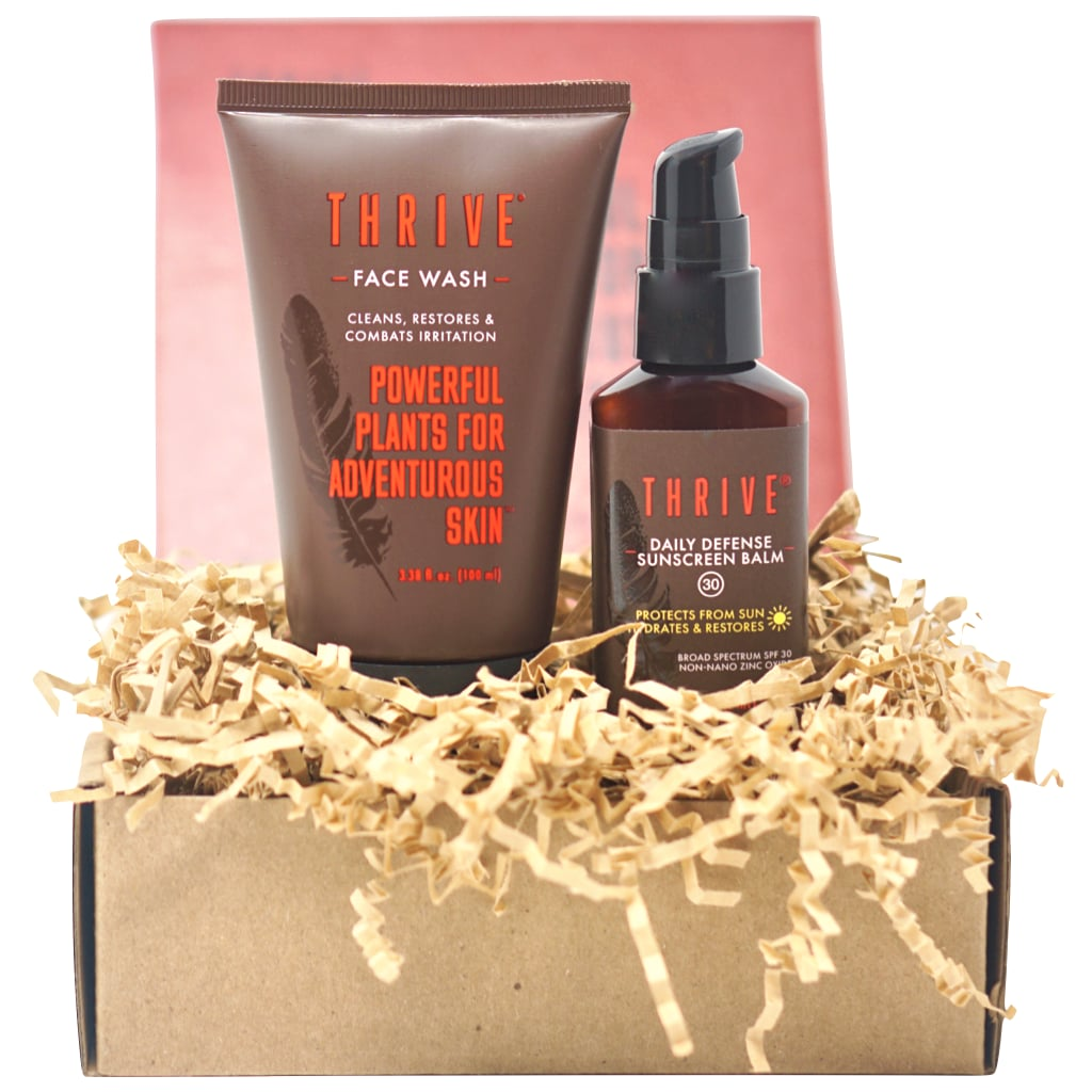 Best Skin-Care Gifts For Beginners: Thrive Care Daily Defense Kit