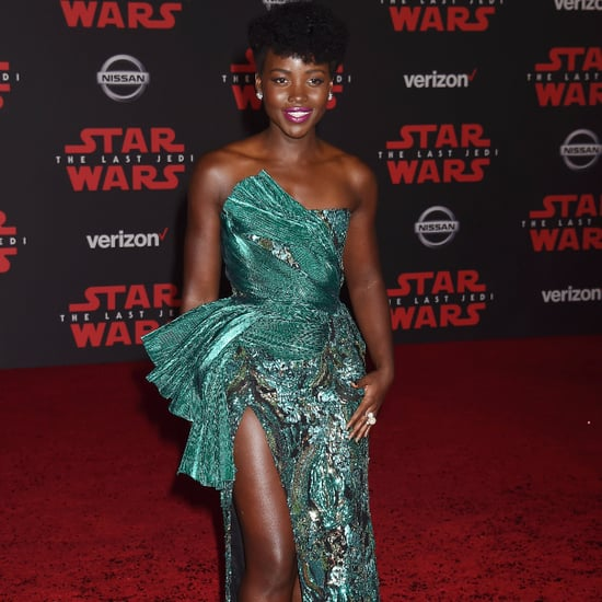 Celebrities at Star Wars The Last Jedi LA Premiere 2017