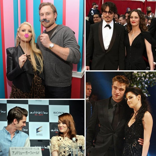 Hollywood's Cutest Celebrity Couples!