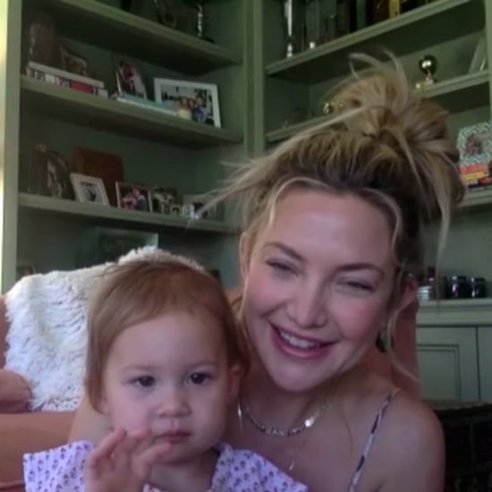 Watch Kate Hudson Talk About Homeschooling on Ellen