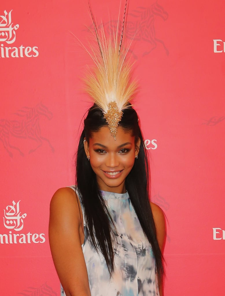 Chanel Iman, Stakes Day 2013