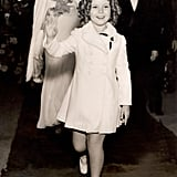 Shirley officially retired from film on Dec. 16, 1950, following a string of movie flops during her late teens and early 20s. Shortly before her retirement, Shirley met her second husband, Charles Alden Black, a conservative Navy officer and son of James B. Black, the president of Pacific Gas and Electric. The two were married on the same day that Shirley announced her retirement. (Shirley had been previously married to John Agar, and the pair filed for divorce in 1949.) The family relocated to Washington DC, where Shirley stayed while Charles served with the Navy during the Korean War. After the war, Shirley and Charles moved their family to California.
