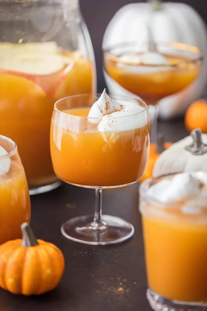 Pumpkin Pie Punch