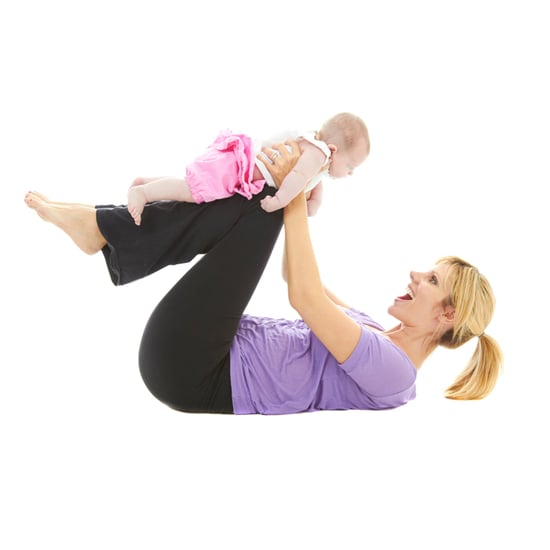 90-Second Baby Workout