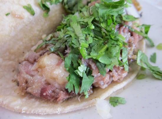 Eyeball Tacos From Staten Island's Taqueria Puebla