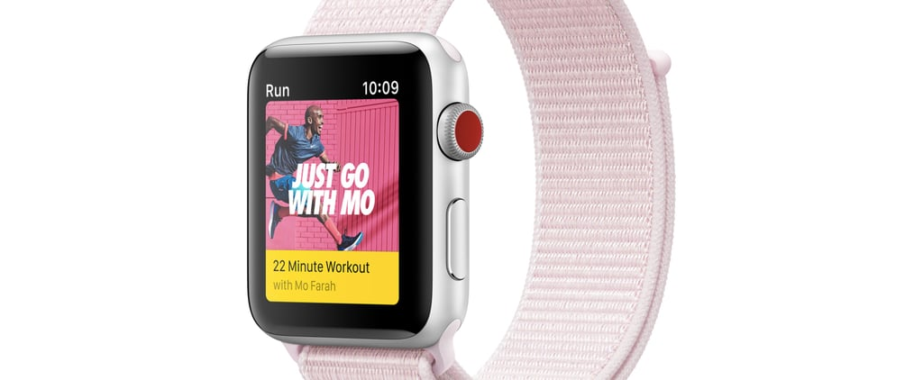 Apple Watch Released a Gorgeous Powder Pink Nike Sport Band, Just in Time For Spring