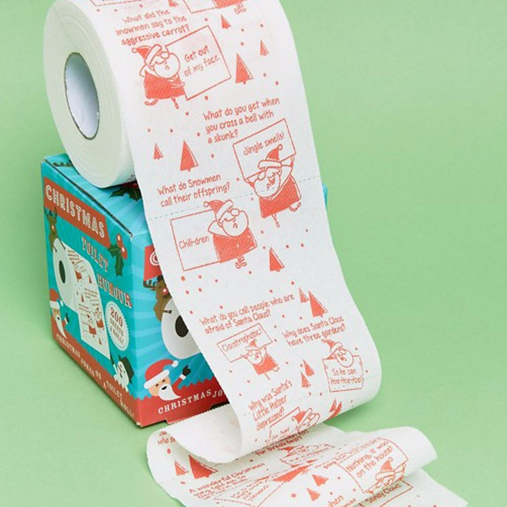 Fizz Holidays Toilet Roll